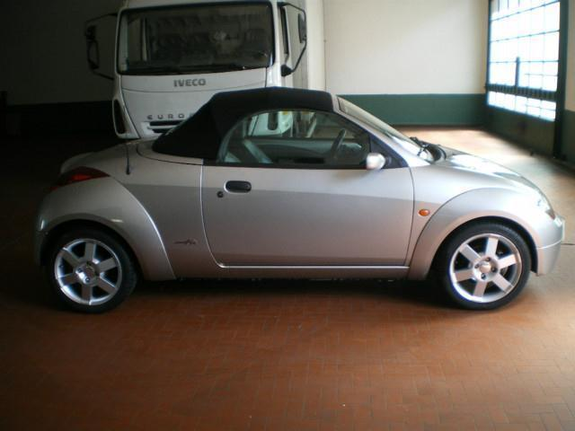 sold ford streetka cabrio used cars for sale. Black Bedroom Furniture Sets. Home Design Ideas