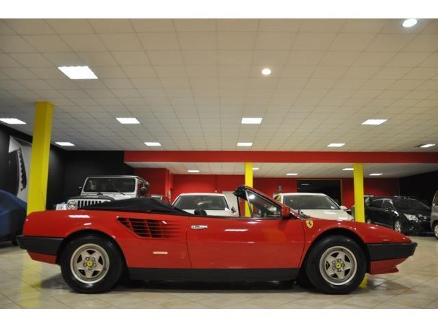 sold ferrari mondial cabrio pininf used cars for sale autouncle. Black Bedroom Furniture Sets. Home Design Ideas