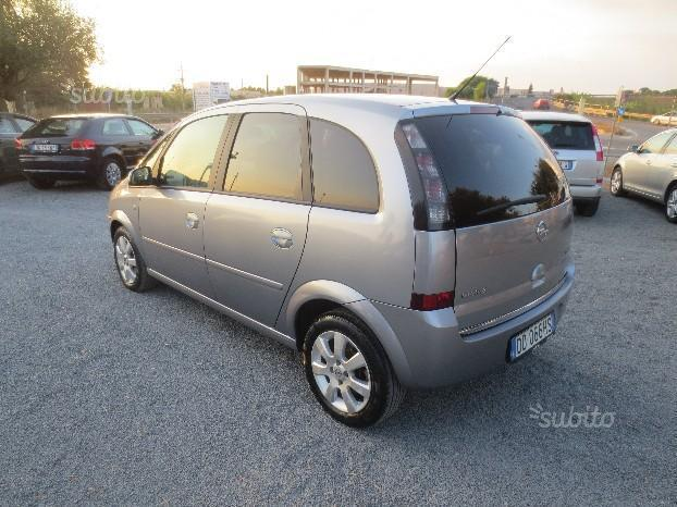 sold opel meriva 1 3 cdti 2006 used cars for sale autouncle. Black Bedroom Furniture Sets. Home Design Ideas