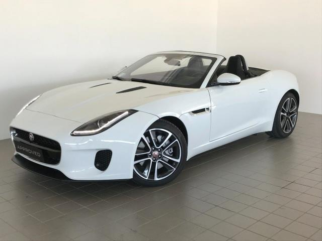 sold jaguar f type cabrio 3 0 v6 a used cars for sale autouncle. Black Bedroom Furniture Sets. Home Design Ideas