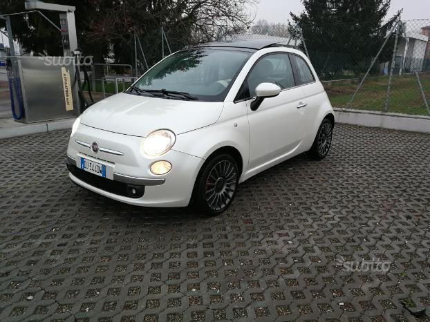 Venduto Fiat 500 1 3multijet Con Tett Auto Usate In Vendita