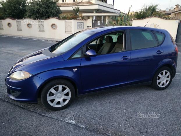 Sold Seat Altea Altea 2 0 Tdi Styl Used Cars For Sale