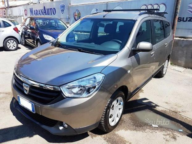 sold dacia lodgy 1 6 8v 85cv gpl 5 used cars for sale autouncle. Black Bedroom Furniture Sets. Home Design Ideas