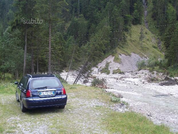 Usato 2 0 cdt 16v cat business connoisseur rover 75 2004 for Subito auto brescia