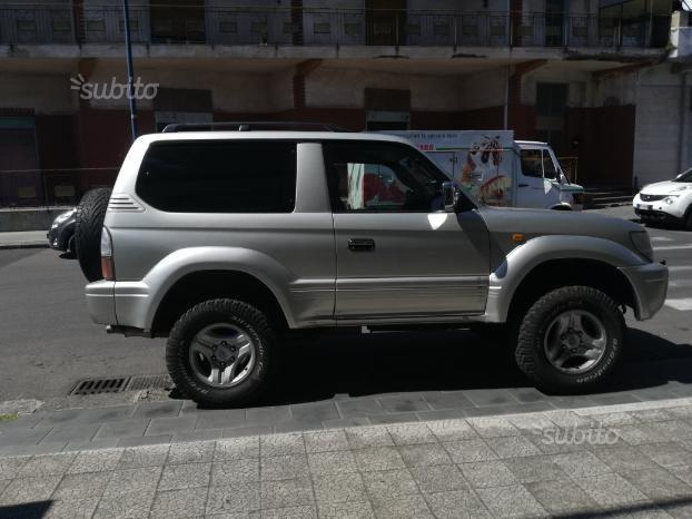 Sold toyota land cruiser 3 0 turbo used cars for sale autouncle - Porte finestre usate subito ...