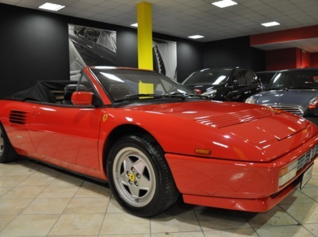 sold ferrari mondial 3 4 t cabrio used cars for sale autouncle. Black Bedroom Furniture Sets. Home Design Ideas