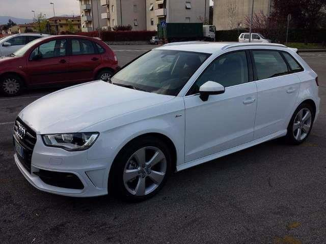 Sold Audi A3 Sportback 1.4 TFSI CO. - used cars for sale