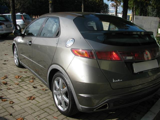 sold honda civic 2 2 i ctdi 5p sp used cars for sale autouncle. Black Bedroom Furniture Sets. Home Design Ideas