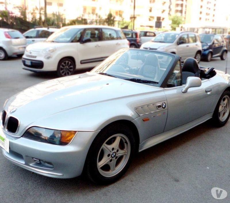 Bmw Z3 2 5 I: Venduto BMW Z3 1.9 140CV ROADSTER (E3.
