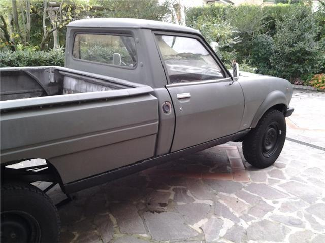Sold Peugeot 504 Dangel 4x4 Used Cars For Sale