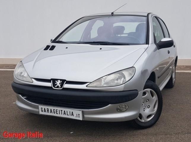 usata Peugeot 206 1.4 HDi 5p. XT OK NEOPATENTATI *PREZZO TRATTABILE*