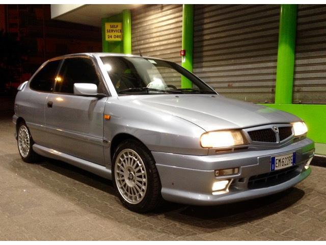 Sold Lancia Delta Hpe 2 0 I E Tur Used Cars For Sale