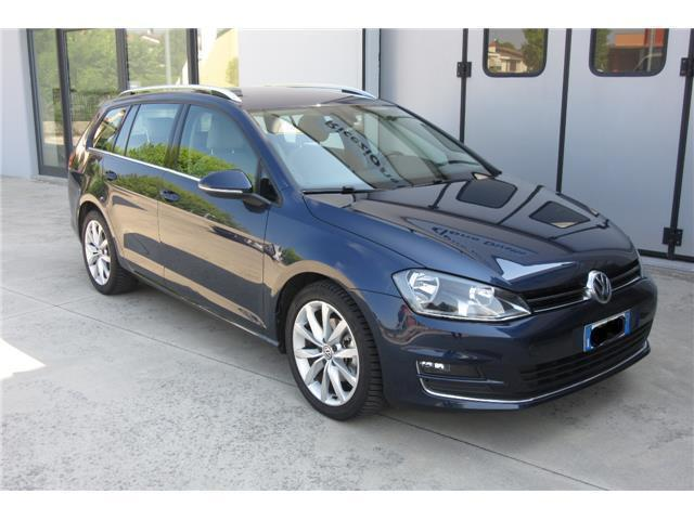 sold vw golf variant 1 6 tdi 105 c used cars for sale. Black Bedroom Furniture Sets. Home Design Ideas