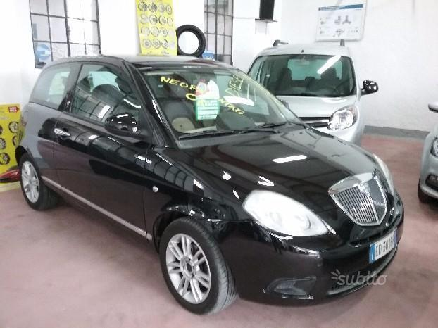 Sold lancia ypsilon 2010 1 3 mul used cars for sale autouncle - Lancia y diva 2010 ...