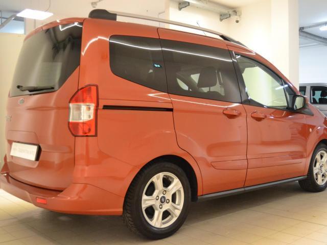 venduto ford tourneo courier tourneo auto usate in vendita. Black Bedroom Furniture Sets. Home Design Ideas