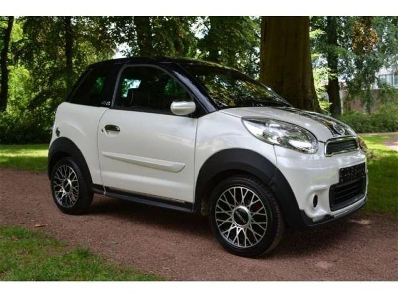 Sold Microcar M8 M8dci Tronic Spir Used Cars For Sale