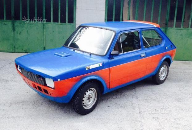 Sold Fiat 127 Preparata Rally Used Cars For Sale Autouncle