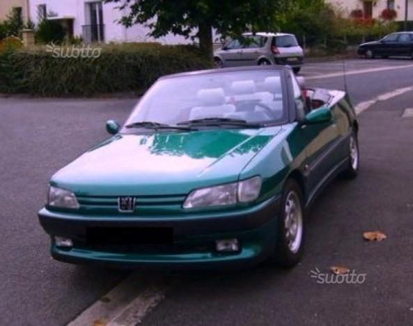 sold peugeot 306 cabriolet ca used cars for sale autouncle. Black Bedroom Furniture Sets. Home Design Ideas