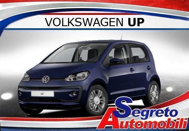 usato up 1000 75 cv move vw up 2018 km 1 in cambiago milano