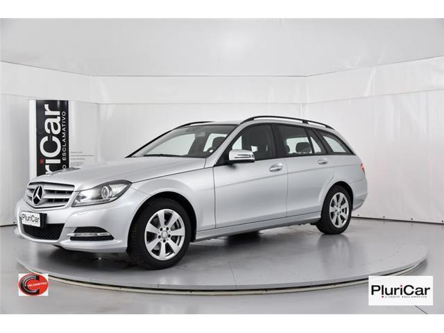 usata Mercedes C200 CDI Station Wagon BlueEFF. Executive Navi