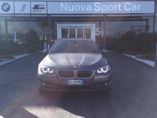... Usata BMW 530 Serie 5 D Futura Del 2011 Usata A Catania ...