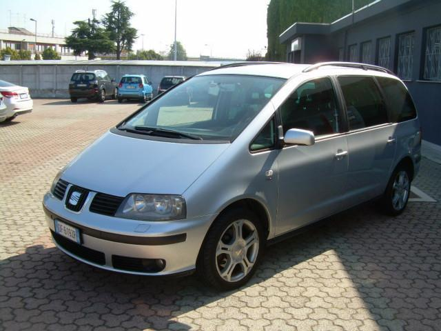Sold Seat Alhambra 2 0 Tdi Stylanc Used Cars For Sale