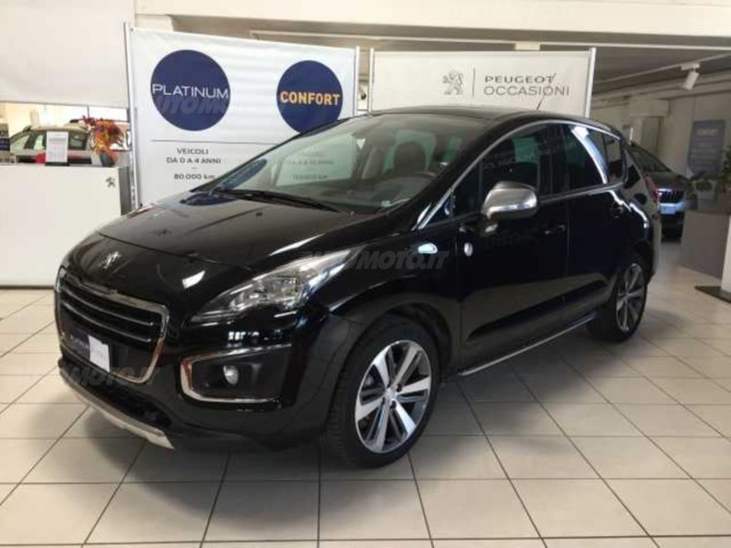 sold peugeot 3008 crossway bluehdi used cars for sale autouncle. Black Bedroom Furniture Sets. Home Design Ideas