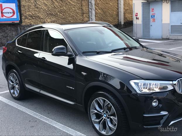 Usata BMW X4 Diesel (2014) a Lecco (LC) • Valutata da ...
