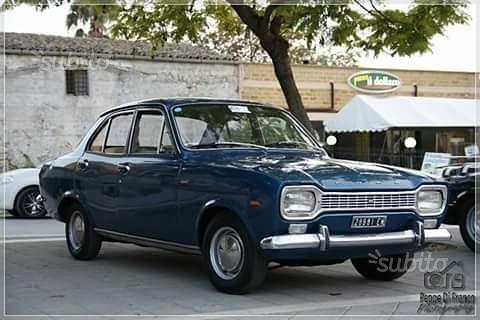 Ford Escort Anni 70.Venduto Ford Escort Anni 70 Auto Usate In Vendita