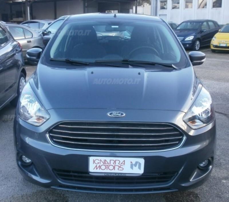 Usata Ford Ka Plus   Ti Vct Cv Ultimate Nuova A Ceccano