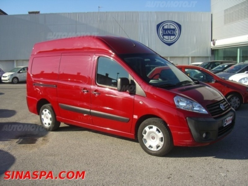 usato 2 0 mjt pl ta furgone maxi 12q sx fiat scudo 2009 km in spilimbergo. Black Bedroom Furniture Sets. Home Design Ideas