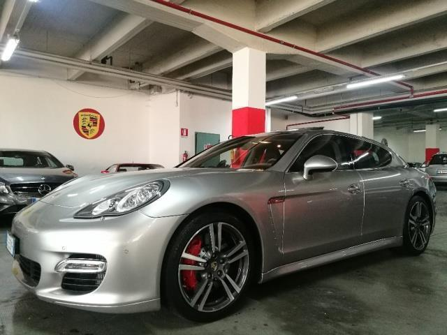 sold porsche panamera turbo 4 8 km used cars for sale autouncle. Black Bedroom Furniture Sets. Home Design Ideas