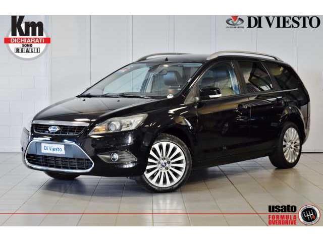sold ford focus 1 8 tdci 115cv sw used cars for sale. Black Bedroom Furniture Sets. Home Design Ideas
