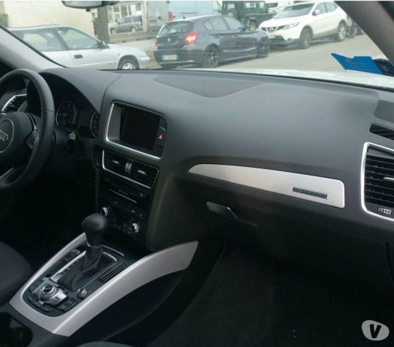 Venduto Audi Q5 2.0 TDI Clean Quattro.
