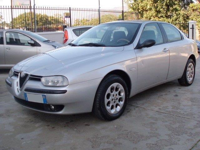 usato 1 9 jtd 105cv distingtive alfa romeo 156 2000 km in francavilla in sinni. Black Bedroom Furniture Sets. Home Design Ideas