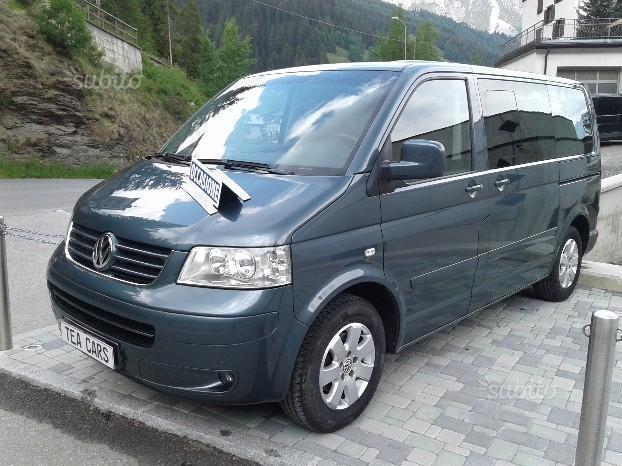 Vw t5 usata 45 vw t5 in vendita autouncle - Auto usate porta portese ...
