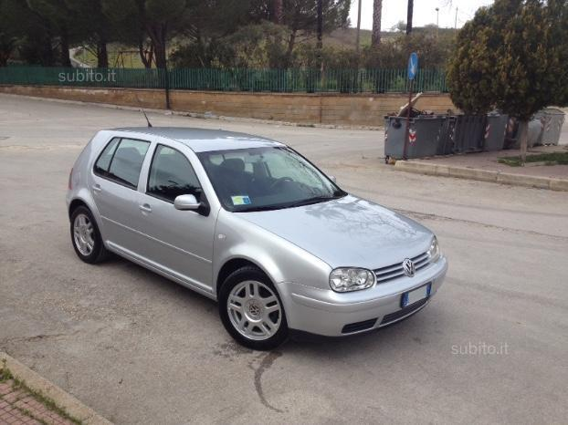 sold vw golf 1 9 tdi 110 cv cat 5 used cars for sale autouncle. Black Bedroom Furniture Sets. Home Design Ideas