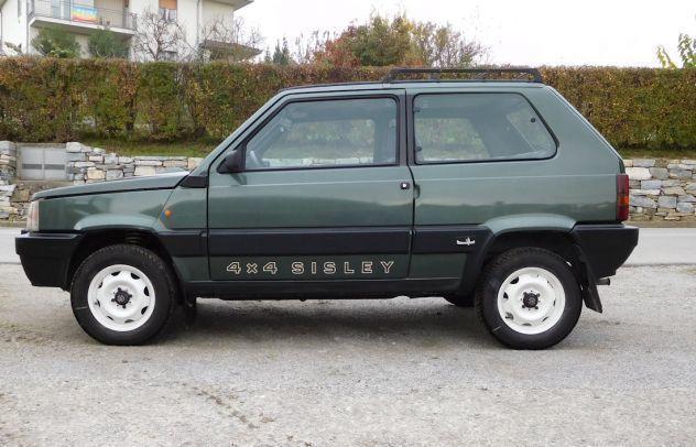 Sold fiat panda 4x4 sisley 89 asi used cars for sale for Fiat panda 4x4 sisley usata