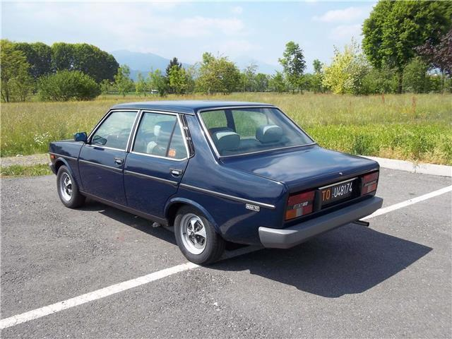 Cars For Sale In Ri >> Sold Fiat 131 1600 TC Supermirafio. - used cars for sale - AutoUncle