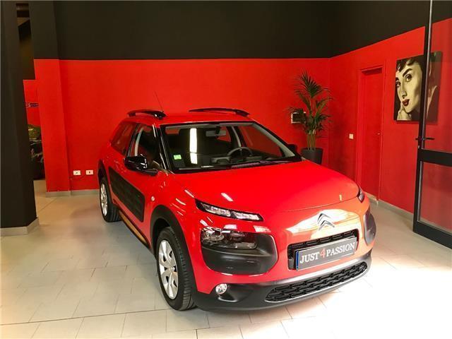 usata Citroën C4 Cactus BlueHDi 100 Feel DIESEL NOLEGGIO
