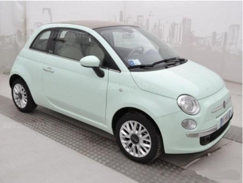 Venduto Fiat 500 1 2 Lounge Con Tetto Auto Usate In Vendita