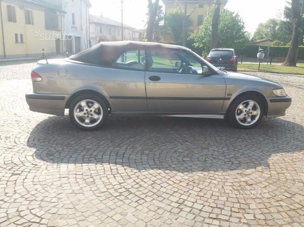 Saab    I V Cat Cabriolet S