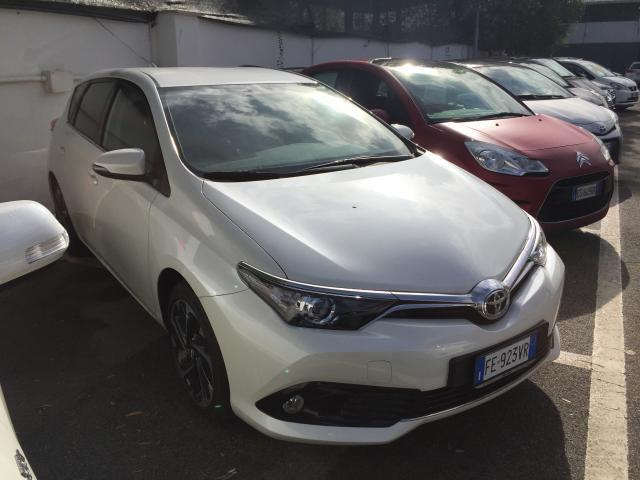 sold toyota auris 1.4 d-4d active . - used cars for sale - autouncle