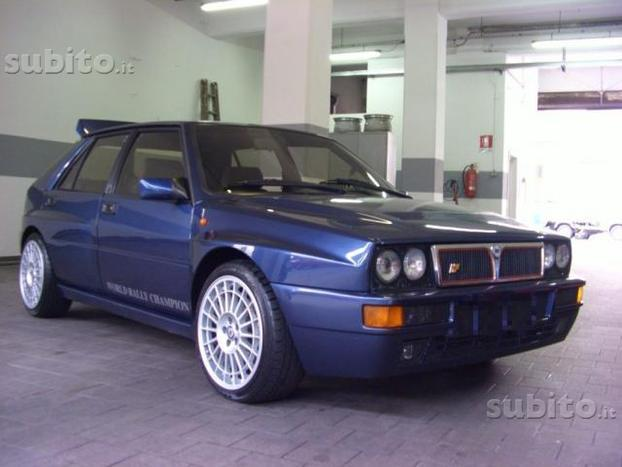 Sold lancia delta 2 0 evoluzione 1 used cars for sale autouncle - Porte finestre usate subito ...