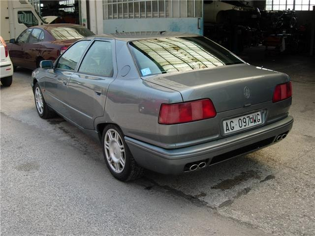 Sold Maserati Quattroporte 2.0 Kat. - used cars for sale