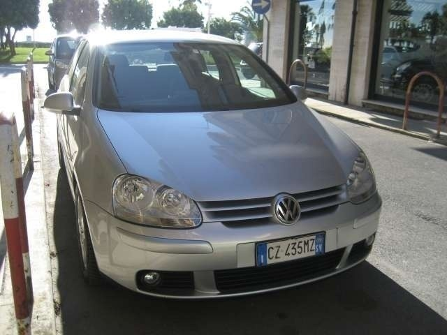 usata VW Golf TDI DSG SPORTLINE