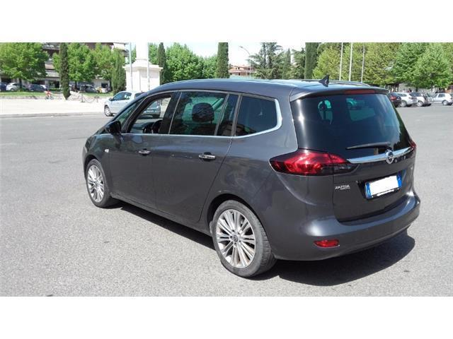 sold opel zafira tourer cosmo full used cars for sale. Black Bedroom Furniture Sets. Home Design Ideas