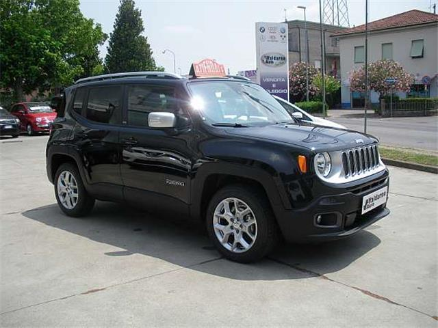 sold jeep renegade 1600 jtd limited used cars for sale autouncle. Black Bedroom Furniture Sets. Home Design Ideas