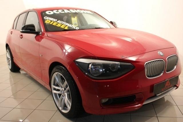 gebraucht BMW 118 d 2.0 143CV A/T URBAN