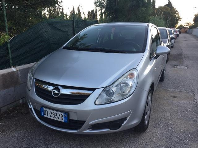 sold opel corsa 1 2 3 porte enjoy used cars for sale autouncle. Black Bedroom Furniture Sets. Home Design Ideas